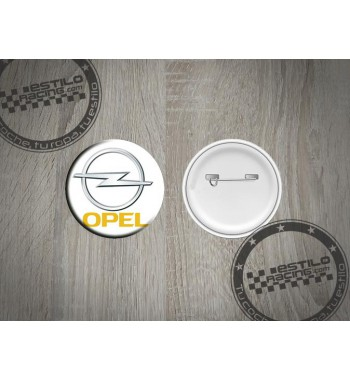 Chapa Opel
