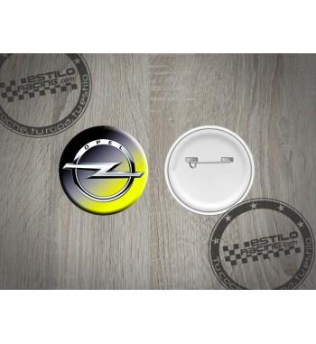 Chapa Opel motorsport