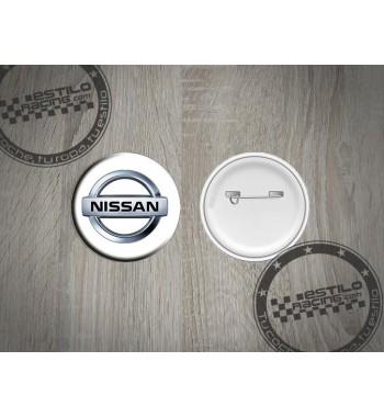 Chapa Nissan moderno