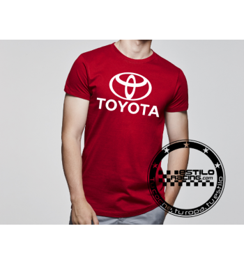 Camiseta Toyota