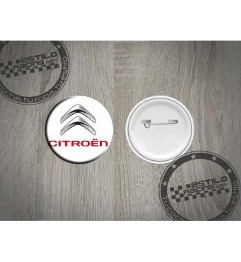 Chapa Citroën moderno