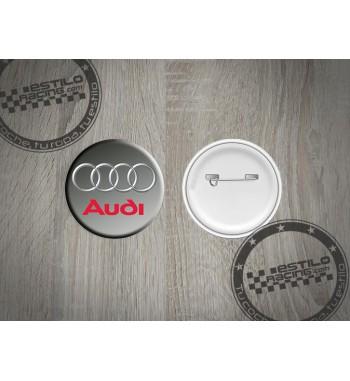 Chapa Audi
