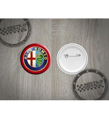Chapa Alfa Romeo