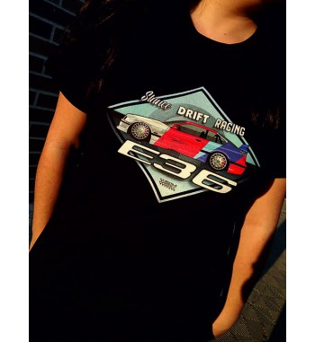 Camiseta BMW E36 Stance...