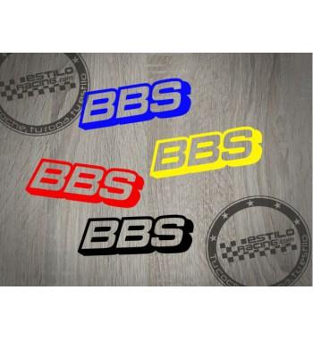 Pegatina BBS