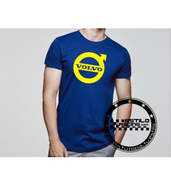 Camiseta Volvo