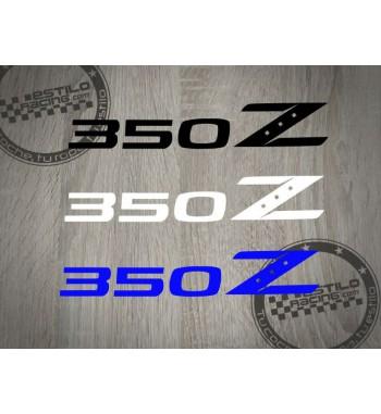 Pegatina 350Z Nissan