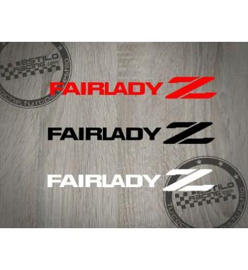 Pegatina Fairlady Z