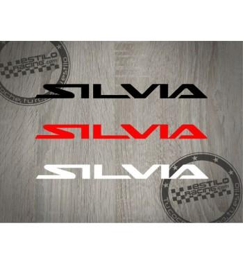 Pegatina Nissan Silvia