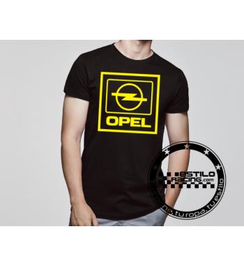 Camiseta Opel Clasica
