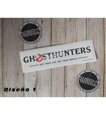 Pegatina GhostHunters