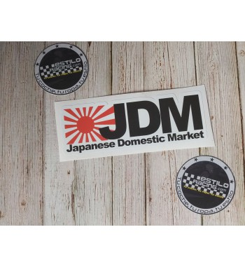 Pegatina JDM Japanese...