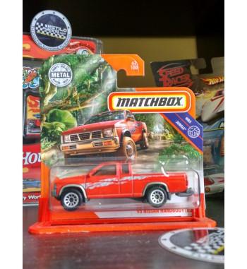 95 Nissan Hardbody D21 Mbx...