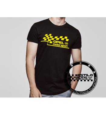 Camiseta Opel Motorsport