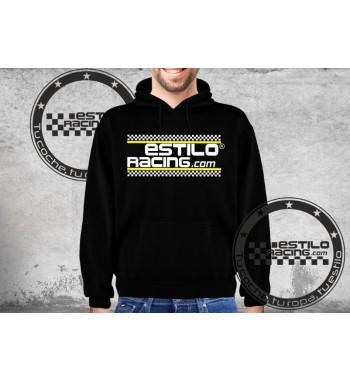 Sudadera Estilo Racing...