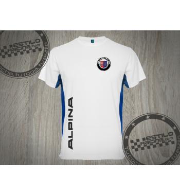 Camiseta técnica BMW Alpina