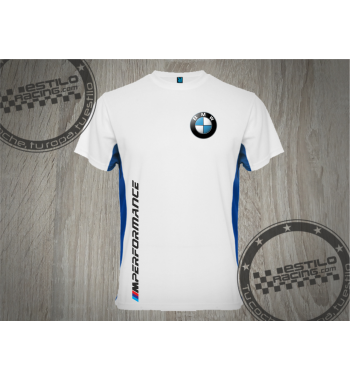 Camiseta técnica BMW M...