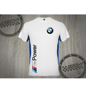 Camiseta técnica BMW M Power