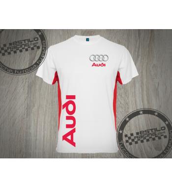 Camiseta técnica Audi