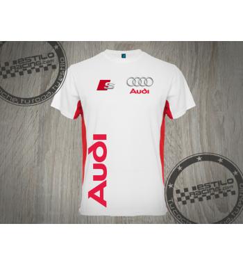 Camiseta técnica Audi S