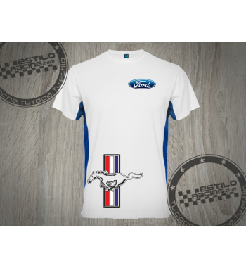 Camiseta técnica Ford Mustang