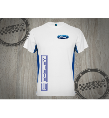 Camiseta técnica Ford Shelby