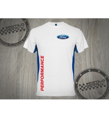 Camiseta técnica Ford...
