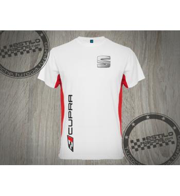 Camiseta técnica Seat Cupra