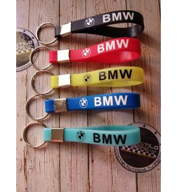 Llavero de Goma BMW