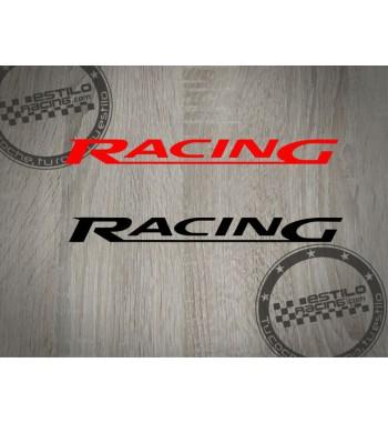 Pegatina Ford Racing