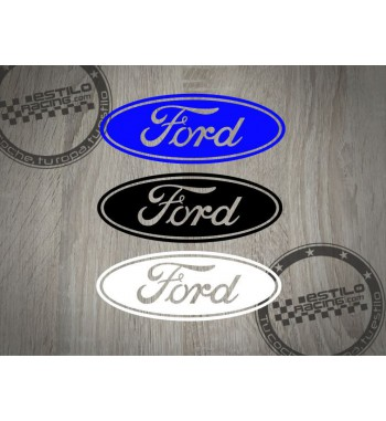 Pegatina Ford logo