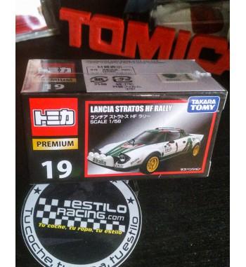 Tomica Premium 19 Lancia...