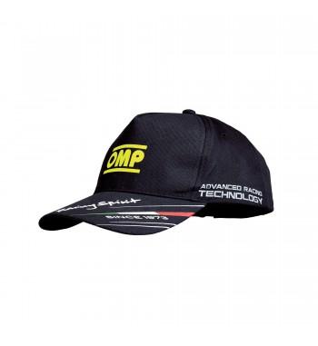 Gorra OMP color negro