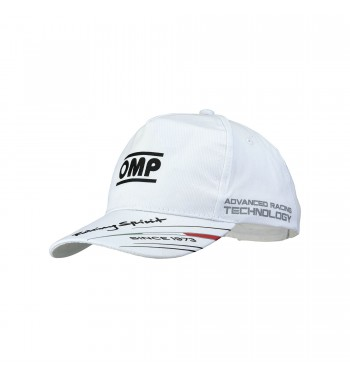 Gorra OMP color Blanco