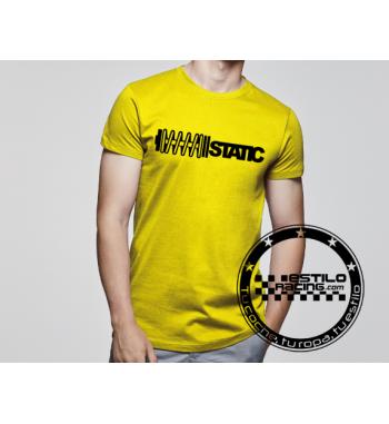 Camiseta Static