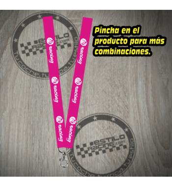 Cuelgallaves Vw Racing