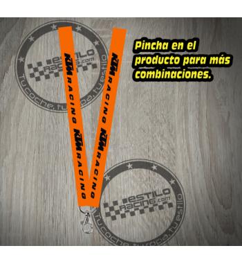 Cuelgallaves KTM Racing