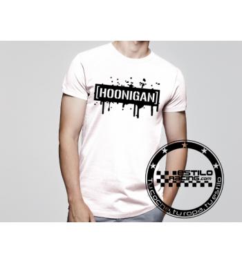 Camiseta Hoonigan mancha