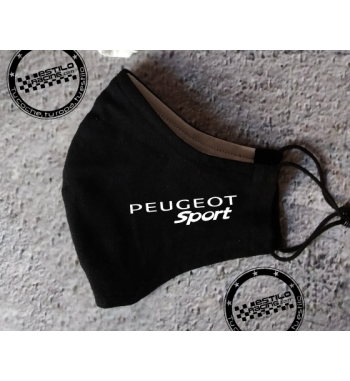Mascarilla Peugeot Sport