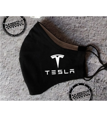 Mascarilla Tesla