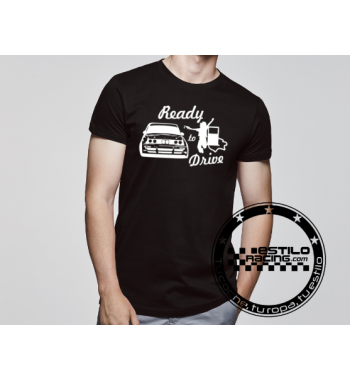 Camiseta BMW Ready to drive