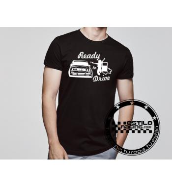 Camiseta BMW Ready to drive