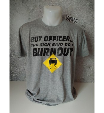 Outlet Camiseta Officer...