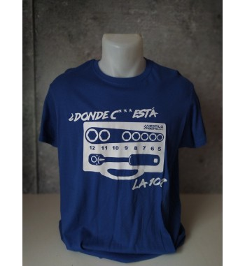 Outlet Camiseta Donde está...