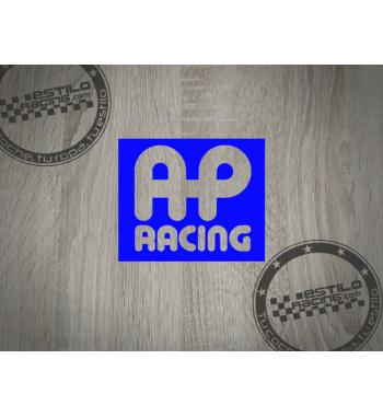 Pegatina AP Racing