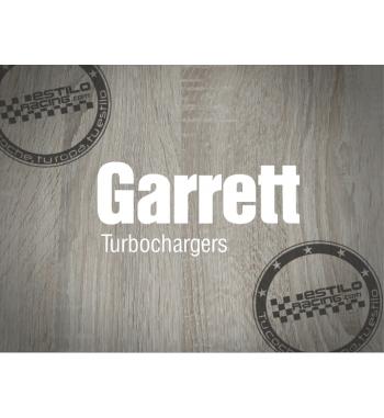 Pegatina Garrett