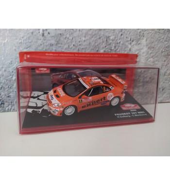 Peugeot 307 WRC 1:43...