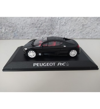 Peugeot RC Concept 1:43...