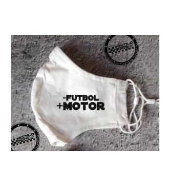 Mascarilla -futbol + motor