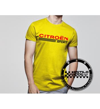 Camiseta Citroën Sport
